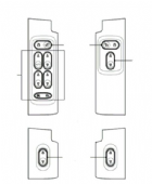 Electric Window Switches